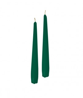 Taper candles Ø 2,2 cm h. 20 cm 50 pcs - Red