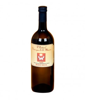 L'Antico dry white mass wine 11,5% Vol 12 litri Package