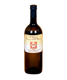 L'Antico sweet white mass wine 11,5% Vol 6 litri Package