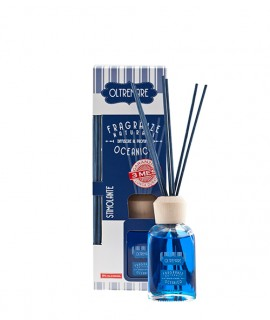 Melrose reed diffuser 100 ml 0% Alcohol - Oceanic