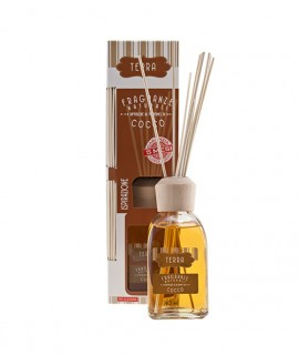 Melrose reed diffuser 240 ml 0% Alcohol - Coconut