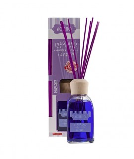 Melrose reed diffuser 240 ml 0% Alcohol - Lavender
