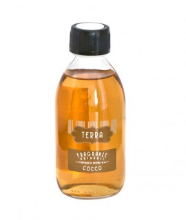Refill for Melrose reed diffuser 250 ml 0% Alcohol - Coconut