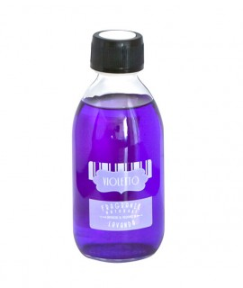 Refill for Melrose reed diffuser 250 ml 0% Alcohol - Lavender
