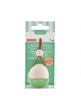 Melrose car reed diffuser 7 ml 0% Alcohol - Cinnamon