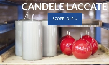 Candele laccate