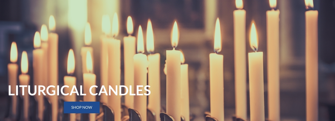 Liturgical candles